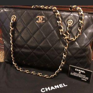 💃 Chanel Authentic Chanel Bag
